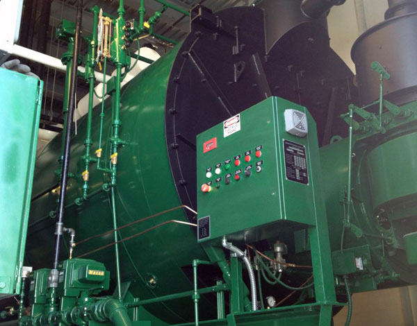 Loren and Associates Installs and Services Commercial and Industrial Boiler Systems.
