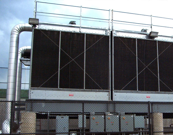 Loren and Associates Installs and Services Commercial and Industrial Cooling Towers.